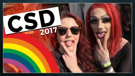 CSD - mein Christopher Street Day 2017 // follow me around