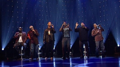 Take 6 live: What`s Going On