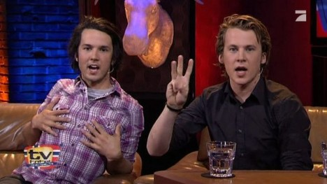 Ylvis Brothers im Talk