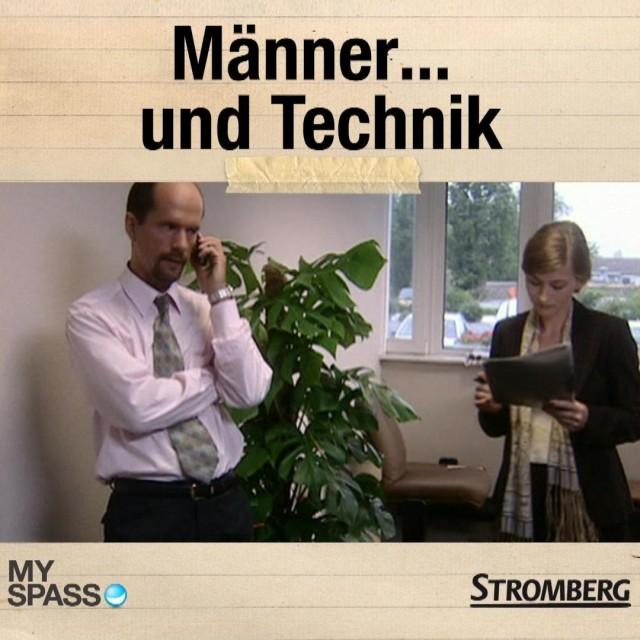 Männer...und Technik