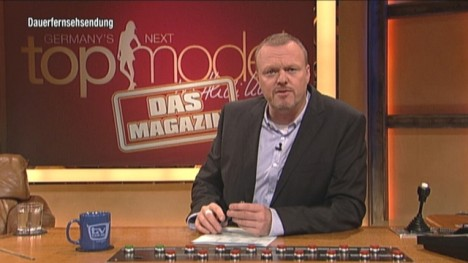 Germanys Next Topmodel - Das Magazin