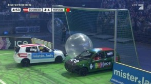 Die TV total Autoball EM 2012-Highlights - Teil 1