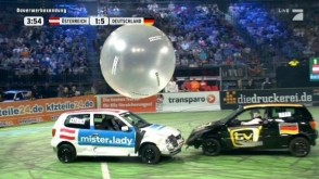 Die TV total Autoball EM 2012-Highlights - Teil 2