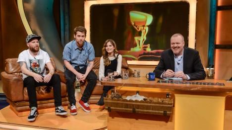 Tv Total Erste Sendung