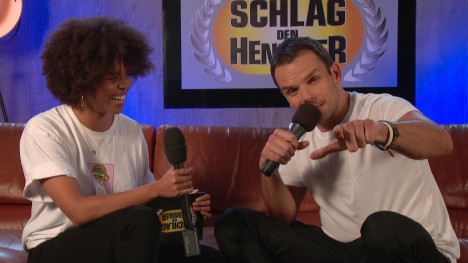 ? Backstage Interview mit Steffen Henssler