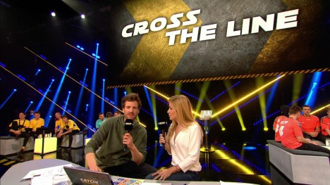 Match 3: Cross the Line