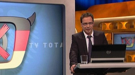 TV total Wahl-Auswertung, Teil 2