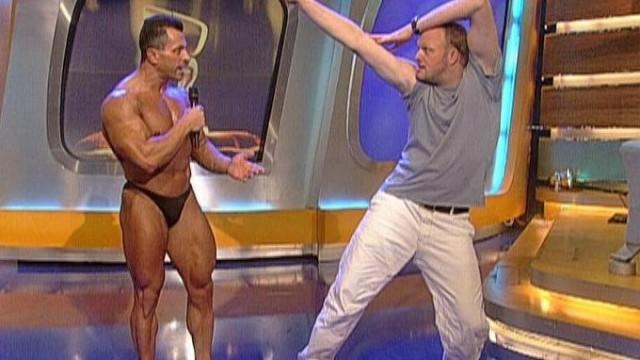 tägliche bewegung amateur nackt tv