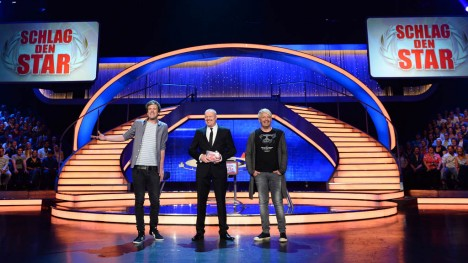 Die Stars: Luke Mockridge vs. Ross Antony