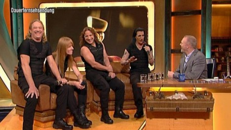 Manowar im Talk