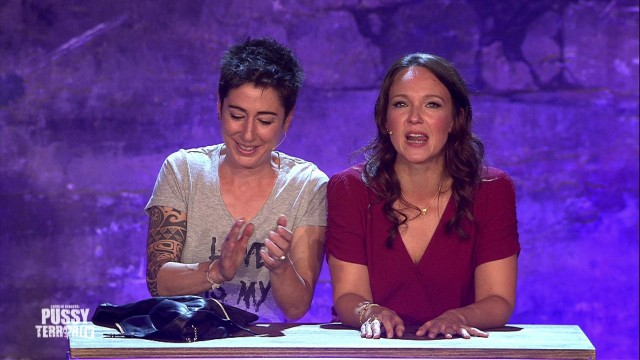 Pussyterror Tv Hater Quiz Mit Dunja Hayali Und Bastian Pastewka