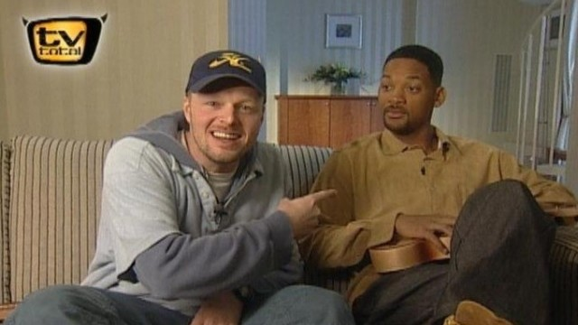 Stefan Raab vs. Will Smith