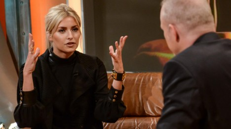 Lena Gercke bei The Voice