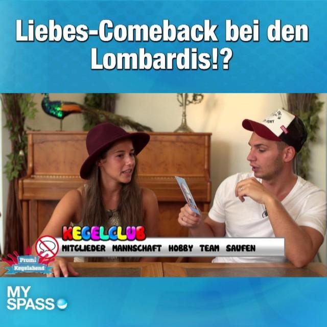 Liebes-Comeback bei den Lombardis!?