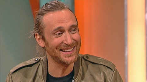 Superstar-DJ David Guetta