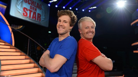 Schlag den Star 28 - Luke Mockridge gegen Ross Antony