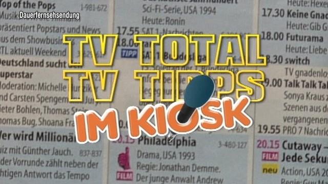 Tv Total Die Tv Total Tv Tipps Ganze Folgen Gratis Streamen