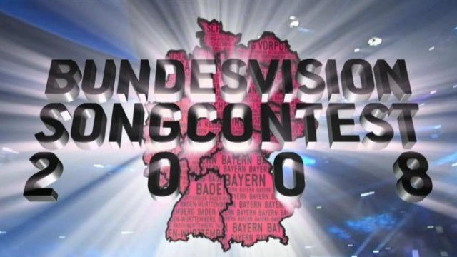 Bundesvision Song Contest 2008 - Teil 1