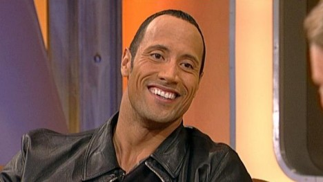 The Rock: Dwayne Douglas Johnson