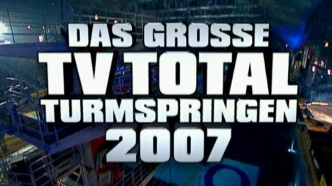 TV total Turmspringen 2007