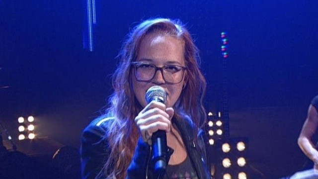 Stefanie Heinzmann: In The End