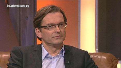 Claus Strunz im Talk