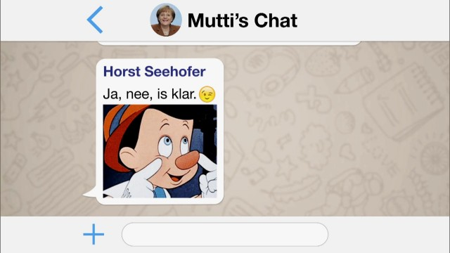 Muttis Chat - Teil 3