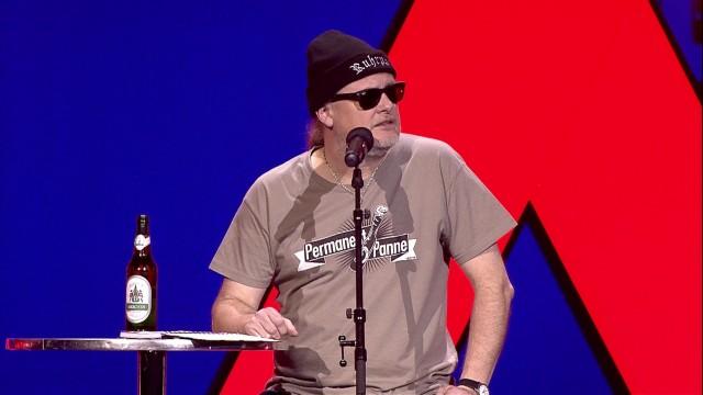 Markus Krebs Der Hai Und Das Klo Die Koeln Comedy Nacht Xxl 2016