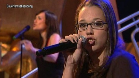 Stefanie Heinzmann live: Bag It Up