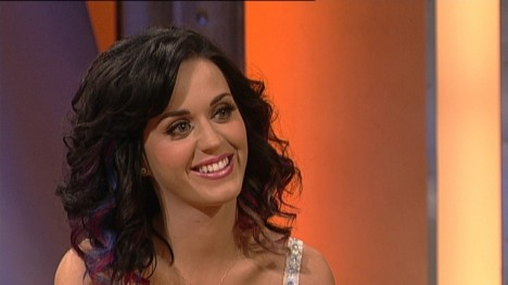 Katy Perry im Talk