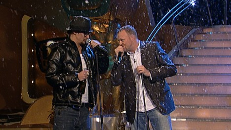 Stefan & Kid Rock live: Let It Snow
