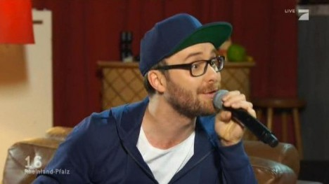 Jamsession mit Mark Forster