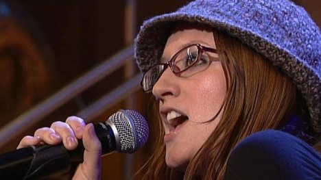 Ingrid Michaelson live: Die Alone