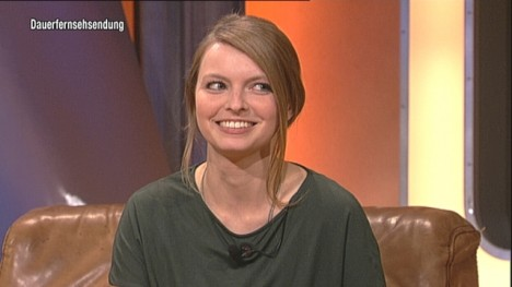 Christine Neder im Talk