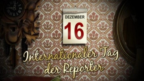 Kalenderblatt - Internationaler Tag der Reporter
