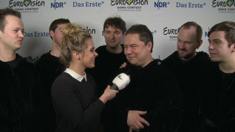 Gregorian im Interview