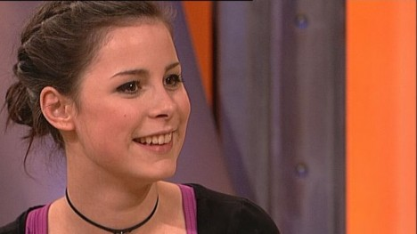 Lena Meyer-Landrut im Talk (15.03.2010)