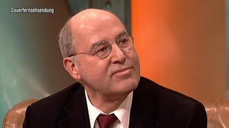 Links-Veteran Gregor Gysi