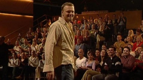 Stand-Up (28.01.2003)
