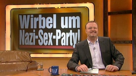 Wirbel um Nazi-Sex-Party