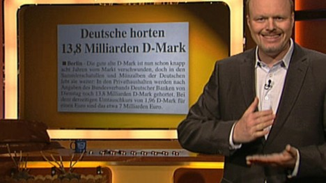 Deutsche horten D-Mark (23.09.2009)