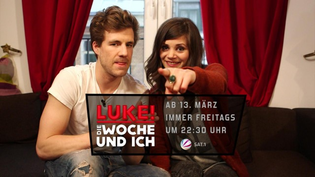 Preview: Luke und Joyce im Pups-Contest