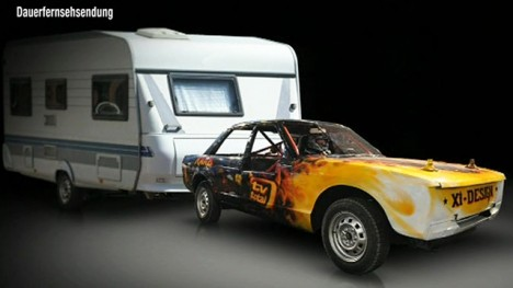 Stock Car Crash Challenge 2011 - Trailer