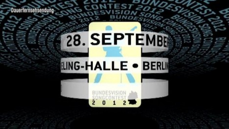 Bundesvision Song Contest 2012 - Trailer