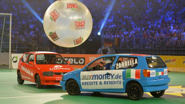 Tv Total Autoball