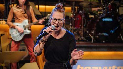 Stefanie Heinzmann: I want you back