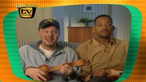 Platz 11: Stefan trifft Will Smith
