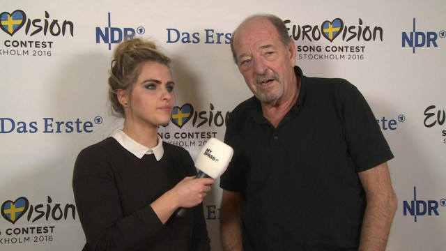 ESC Legende Ralph Siegel im Interview