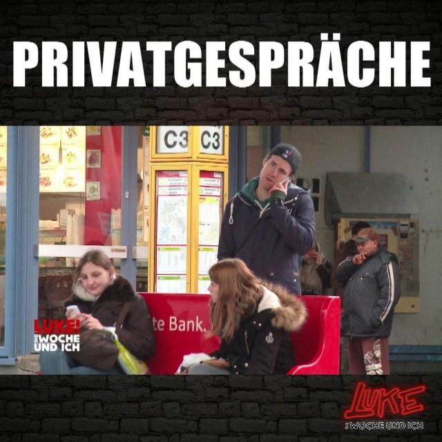 Privatgespräche