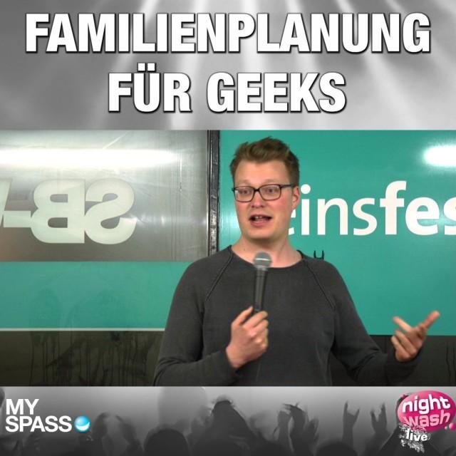 Familienplanung für Geeks